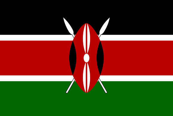 ケニアでの撮影