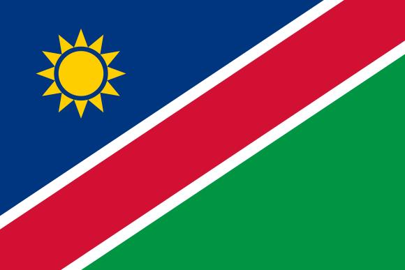 ナミビアでの撮影