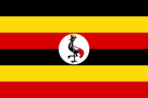 ウガンダでの撮影