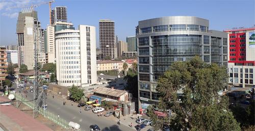 エチオピア|発展する街アジスアベバ