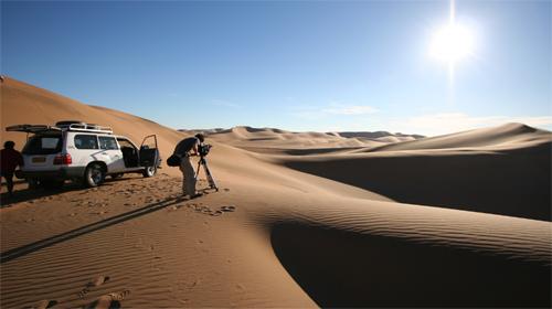スワコプムント|砂丘