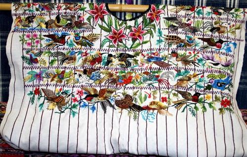 ウィピル|グアテマラでの撮影