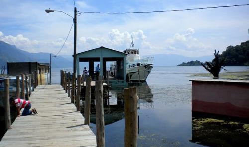 アティトラン湖|グアテマラでの撮影